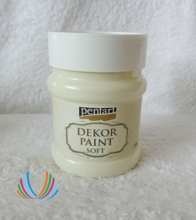 Decor Paint Soft 230ml-slonovina