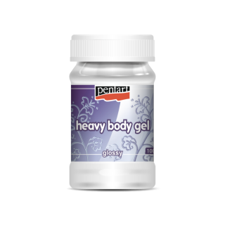 Heavy body gél 100ml - lesklý